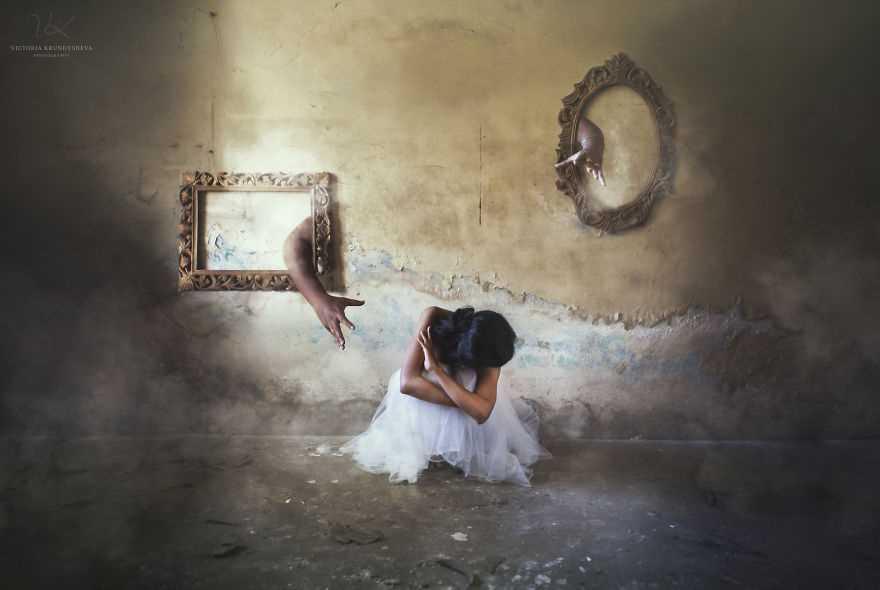 Темная комната: файн-арт и меланхолия