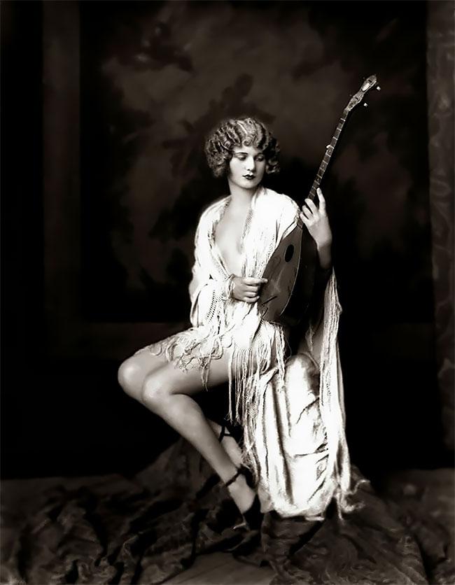 «Девушки Зигфелда»: красотки 1920-х годов