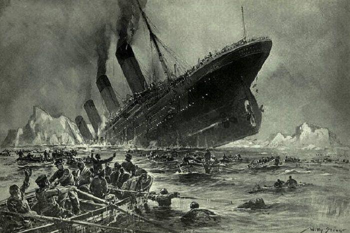 Что на самом деле могло погубить «Титаник»