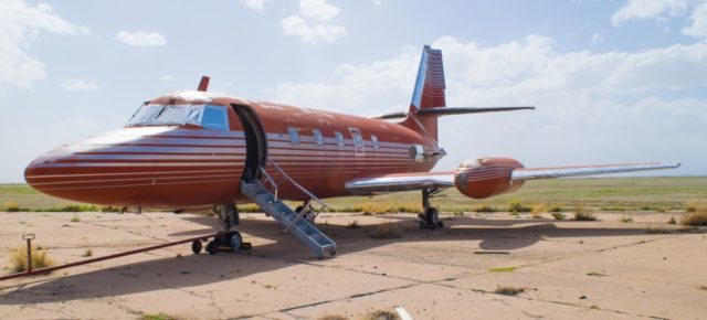 Самолёт Элвиса Пресли продадут с аукциона