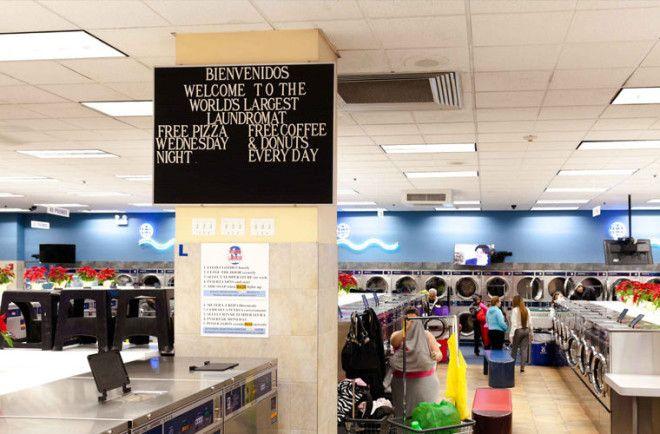 Почему все американцы стирают одежду в прачечных