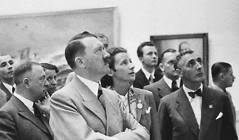 Первая работа диктаторов мира