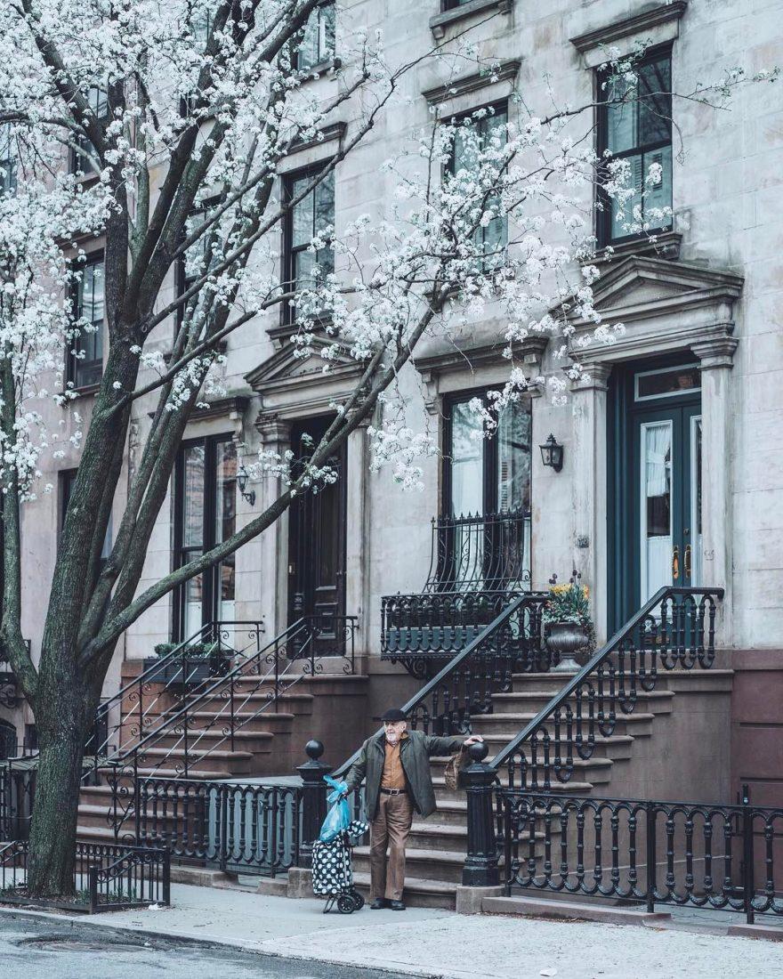 Улицы Нью-Йорка в фотографиях Паолы Франки