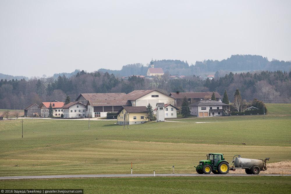 Резиденция Гитлера в Баварских Альпах