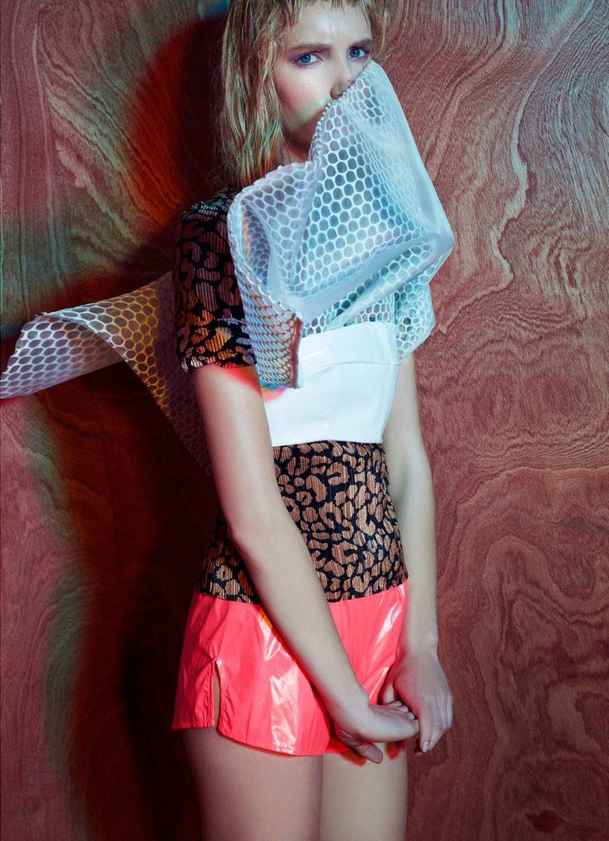 Яркая мода от фотографа Мартина Суирса
