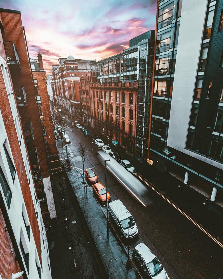 Потрясающие урбанистические пейзажи от Винсента Коглиандро