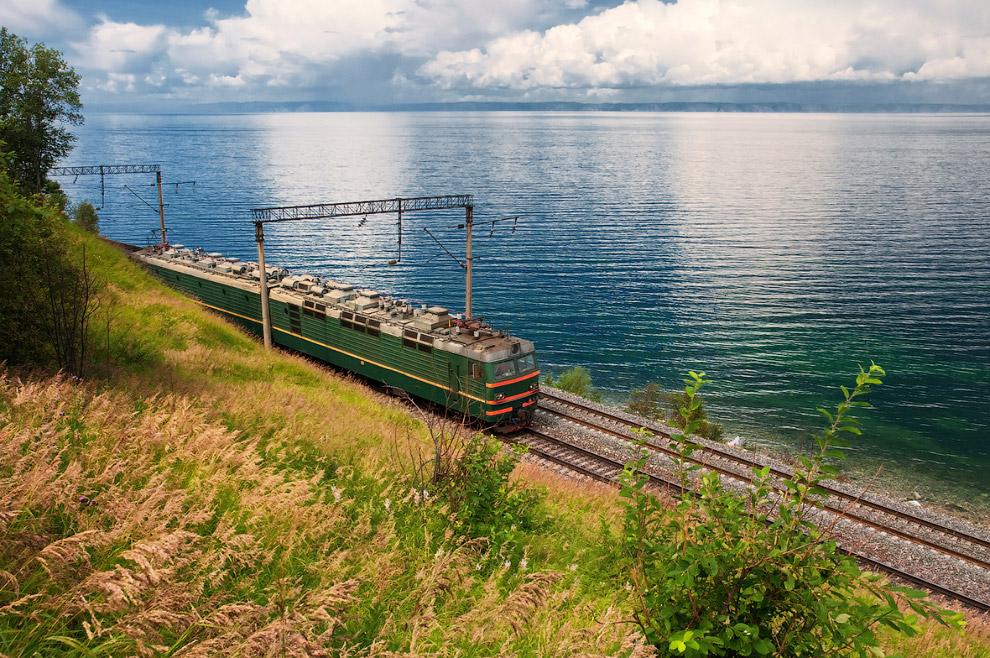 Чудо сибирской природы: озеро Байкал