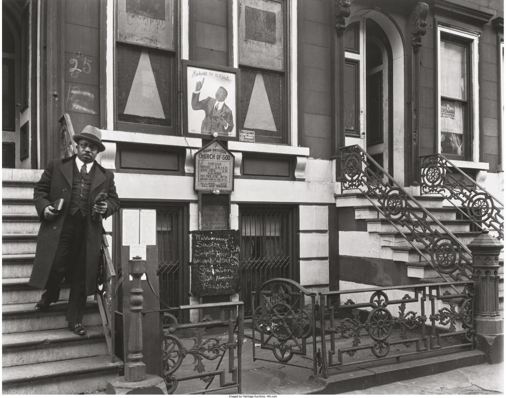 Церковь Бога во Христе, 1936 год.