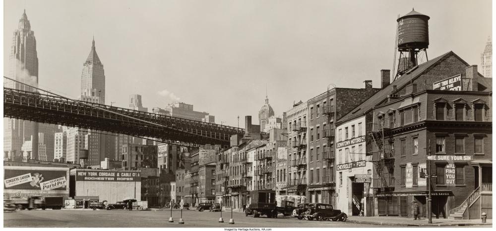 Саут-стрит, 1 апреля 1937 г.