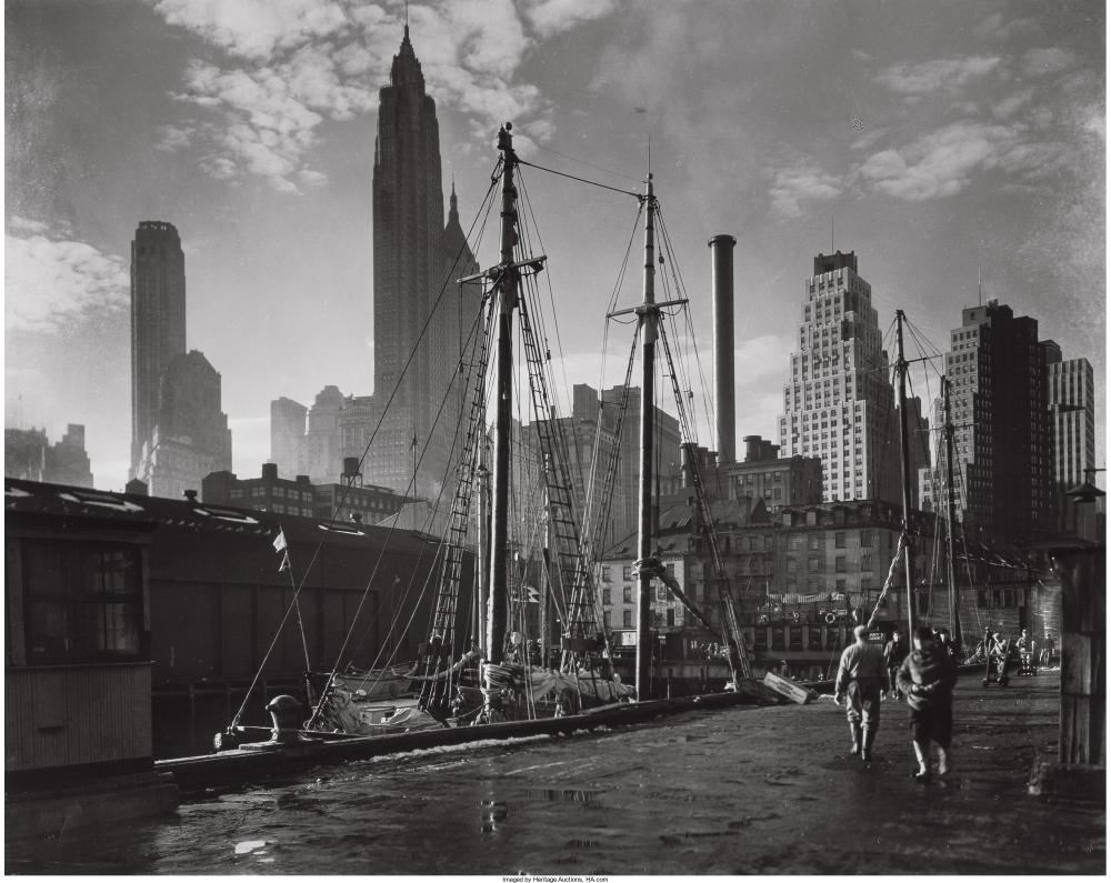 Фултон-стрит. 26 ноября 1935.