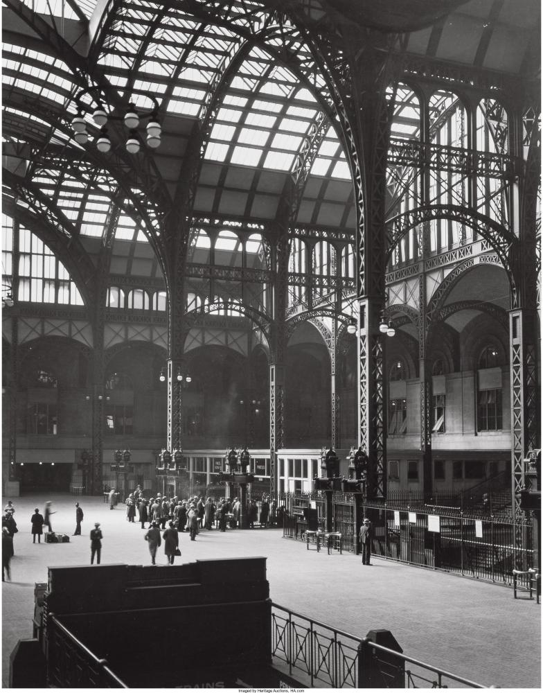 Вокзал в Пенсильвании, 14 июля 1936 г.