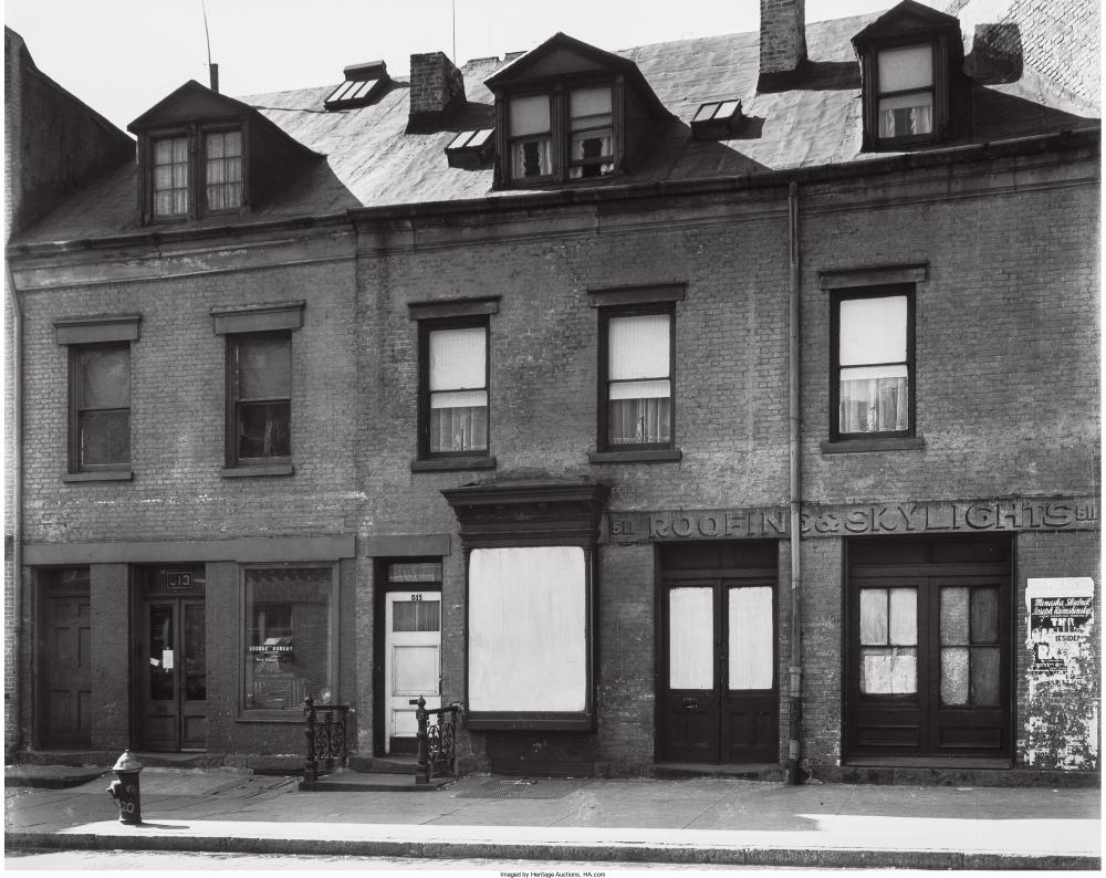 Гранд-стрит, 1937 год.