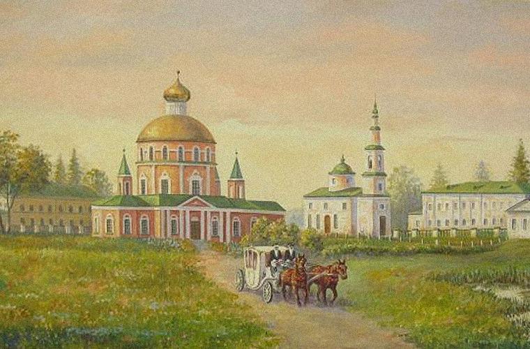 Усадьба Рузаевка