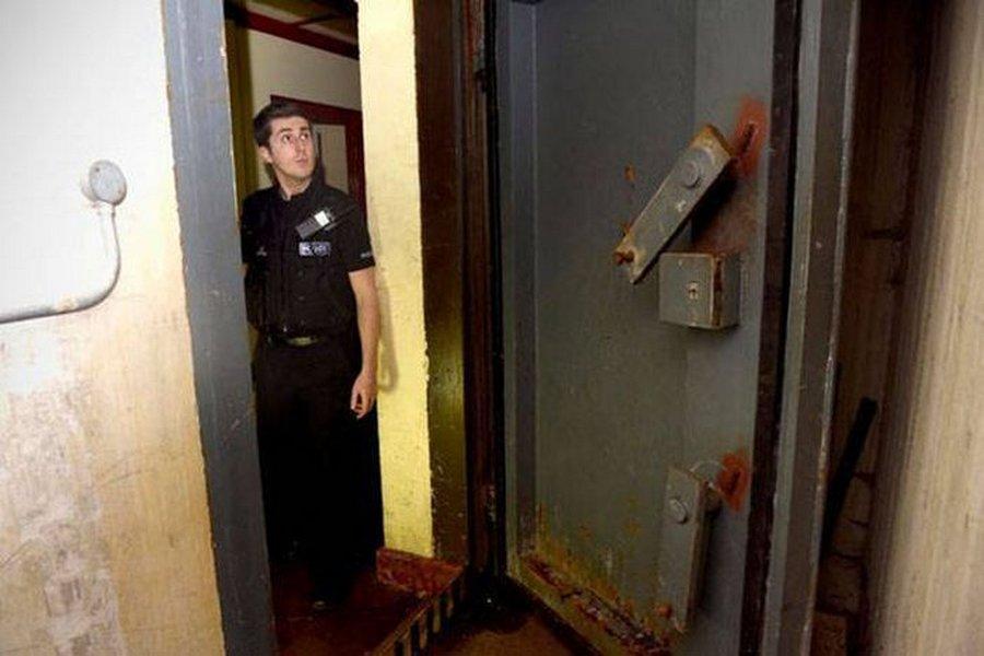 Бомбоубежище в Британии которое использовали не по назначению