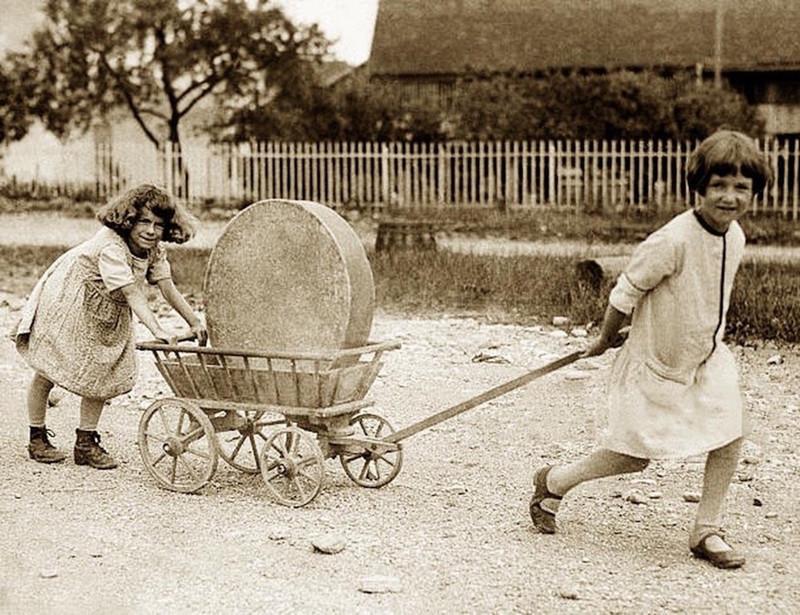 Сыр Грюйер , Швейцария - Кантон Фрибург, 1931г.