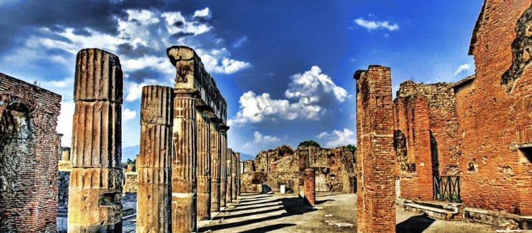 Красивейшие достопримечательности Неаполя