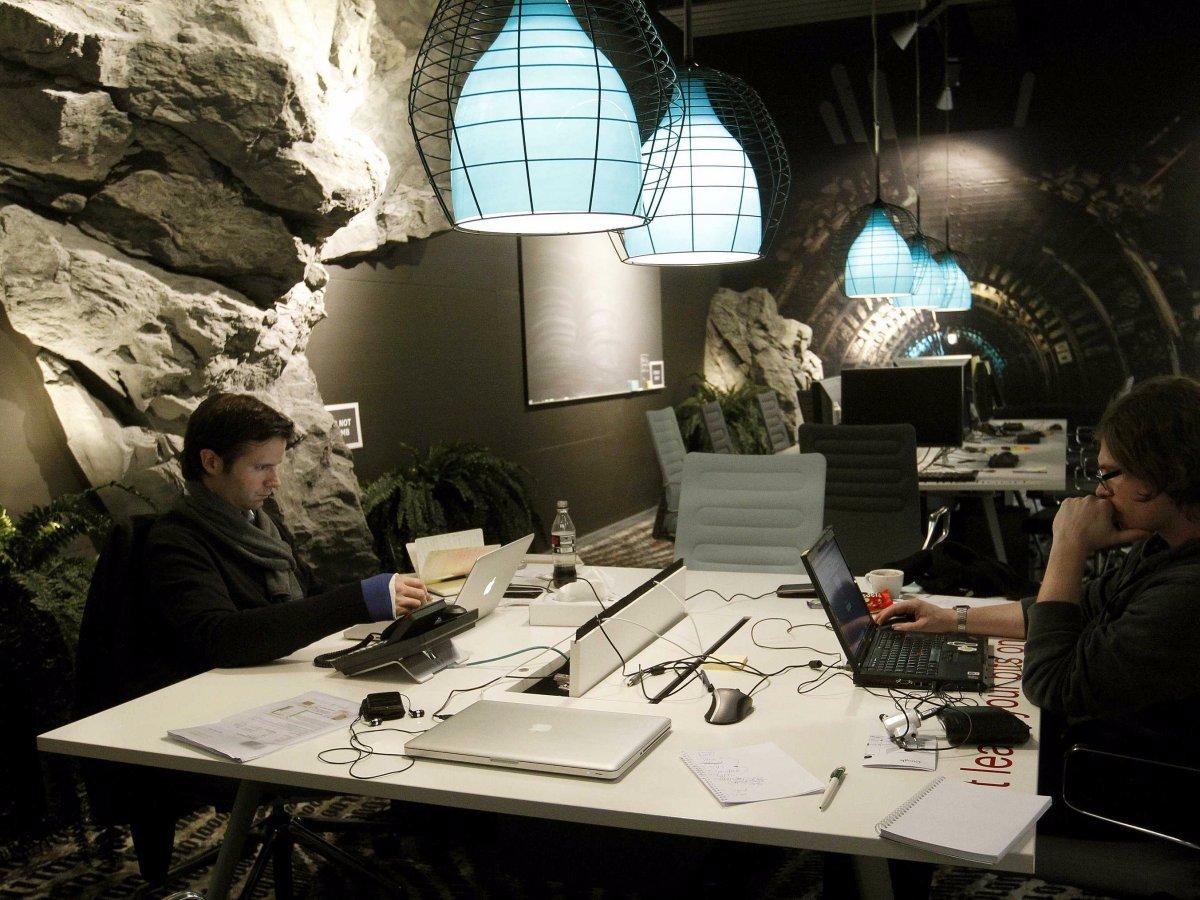 Почему офисы компании Гугл считаются лучшими в мире