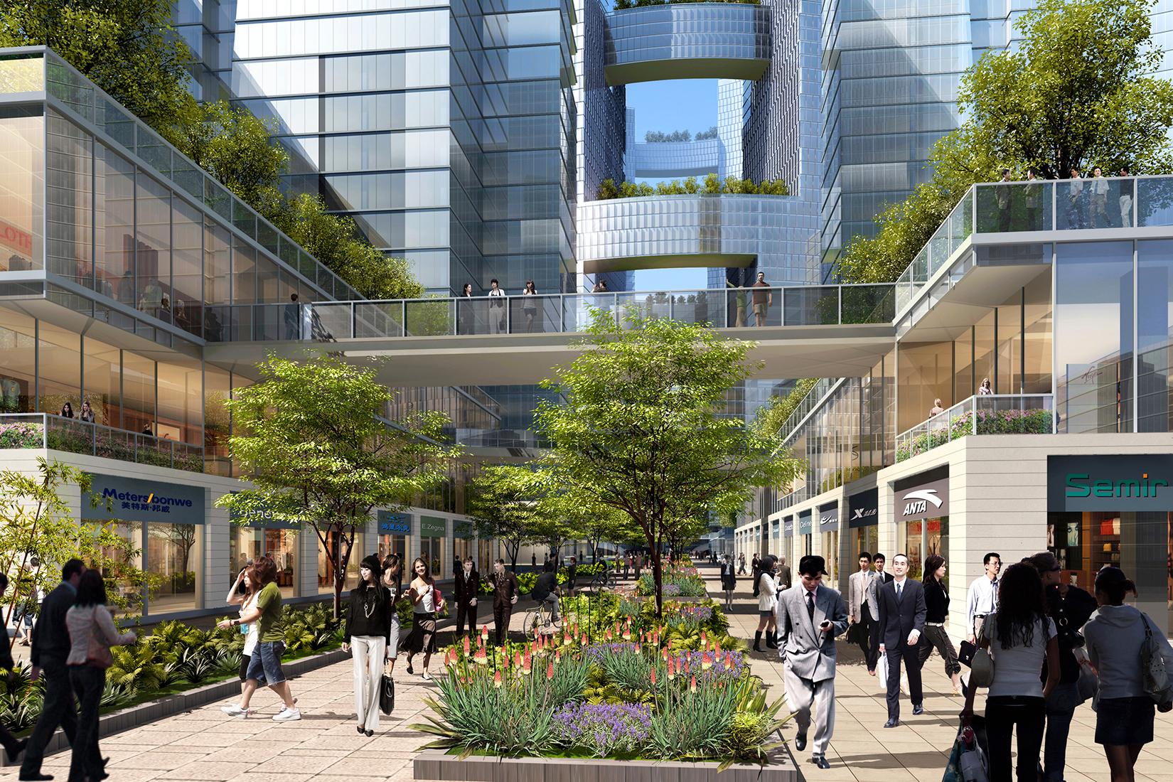 Уникальные города будущего, которые пока еще не построили