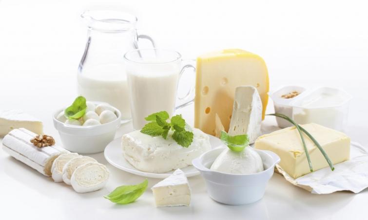 Факты о молочных продуктах