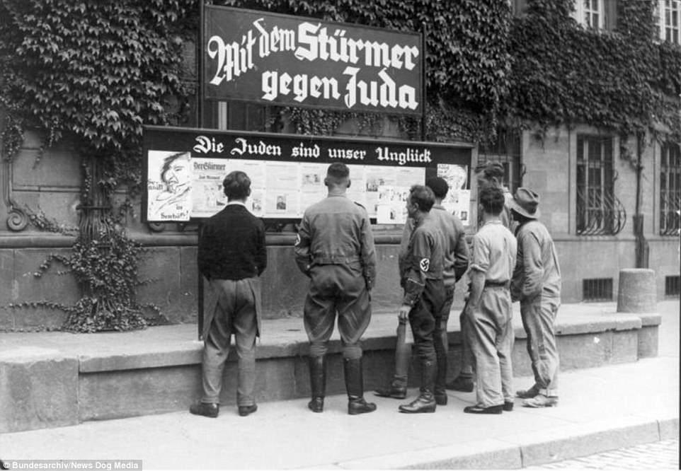 Жизнь в нацистской Германии