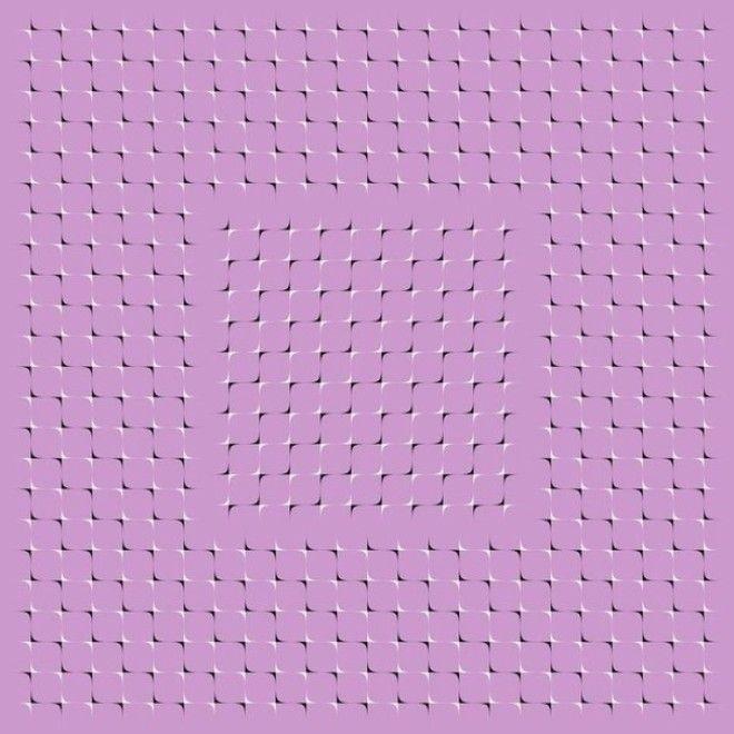 10 оптических иллюзий