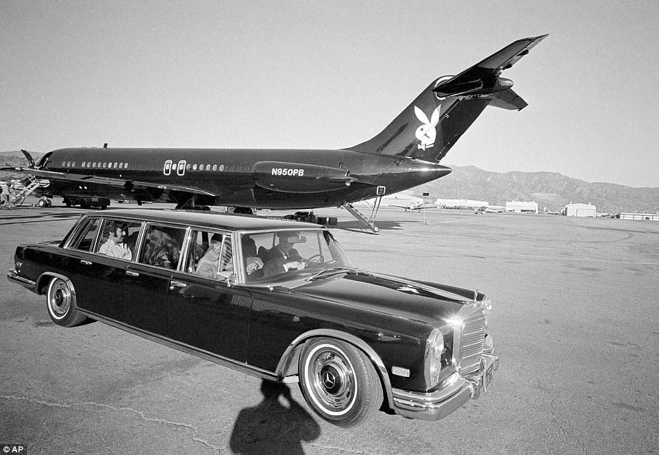 Автомобили Хью Хефнера: какие автомобили любил основатель Playboy