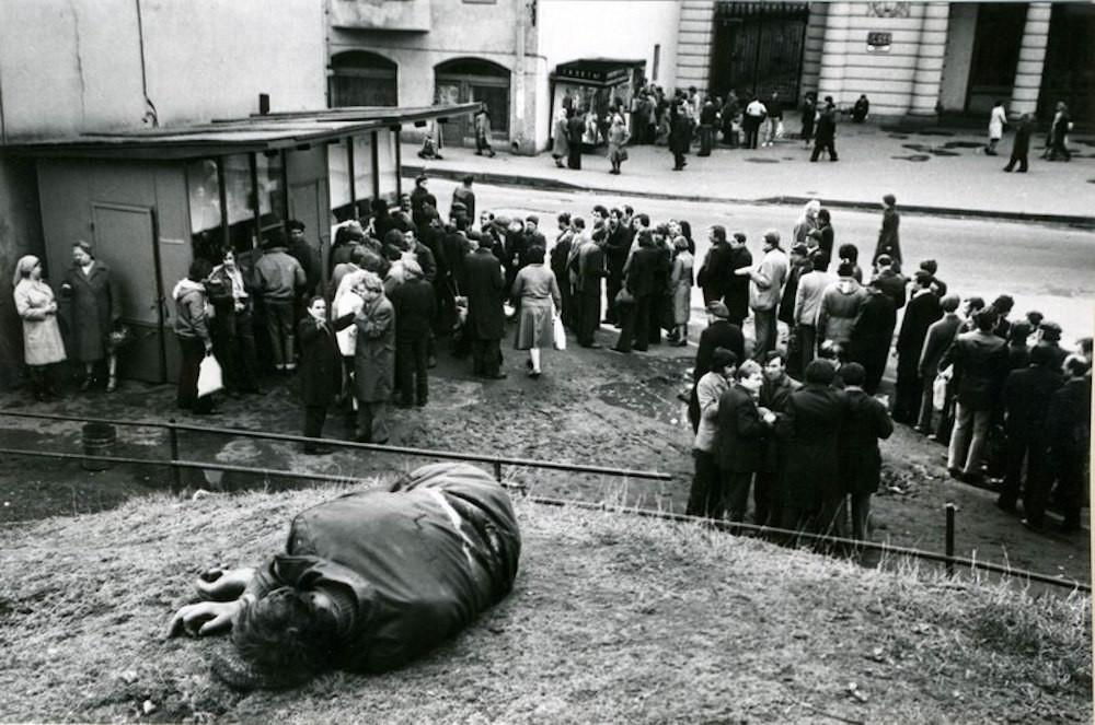 Запрещенные фотографии времён СССР