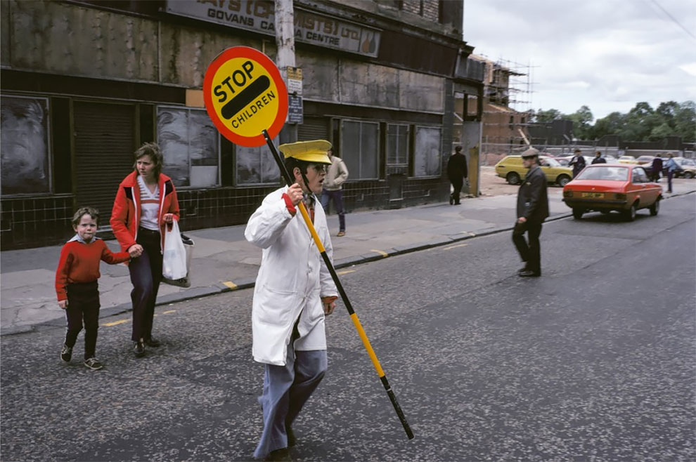 Трущобы Глазго восьмидесятых через объектив французского фотографа Рэймонда Депардона