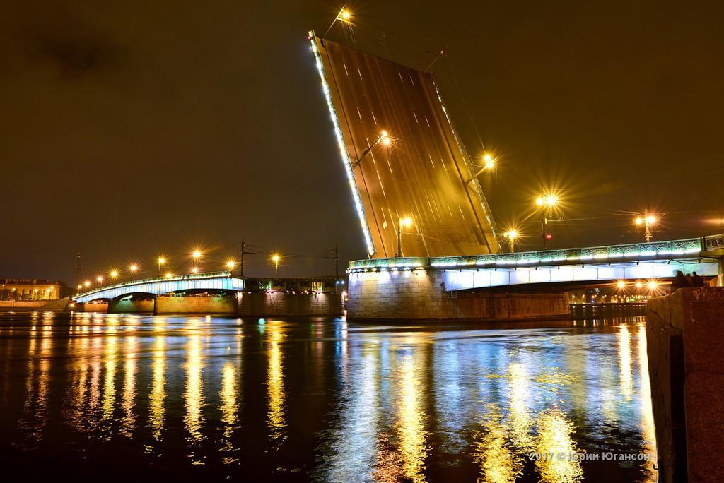 Мосты Санкт-Петербурга