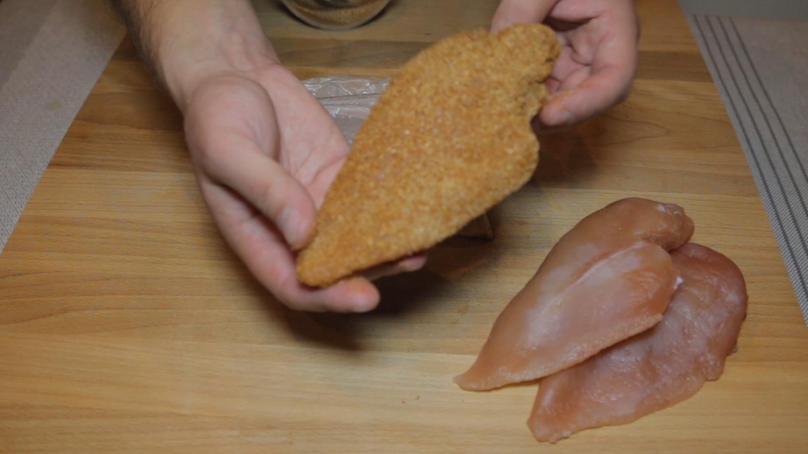 Сыровяленая куриная грудка своими руками