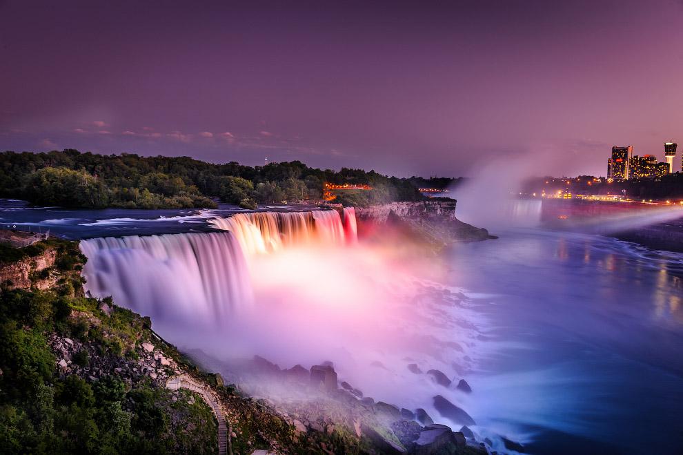 Самые красивые водопады в мире