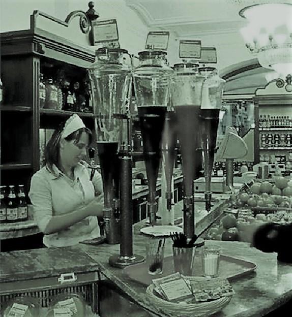 Сок в СССР