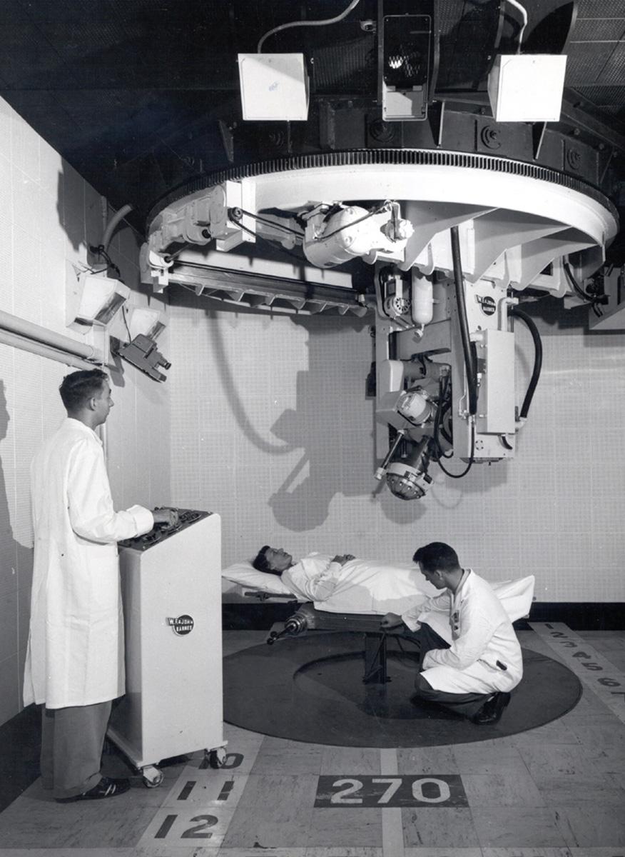Медицинское оборудование прошлого