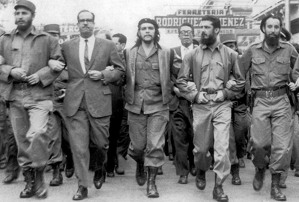Пятьдесят лет со дня гибели Эрнесто Че Гевара