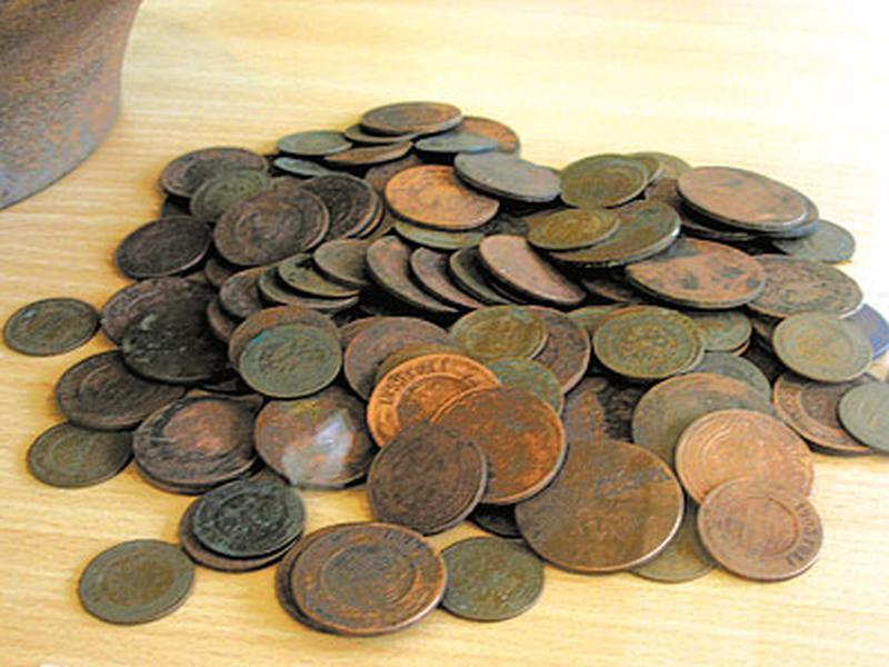 Факты использования медных монет в лечебных целях