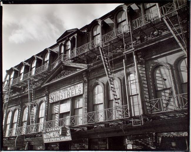 Замечательные фотографии Манхэттена 1930-ых годов от Беренис Эбботт