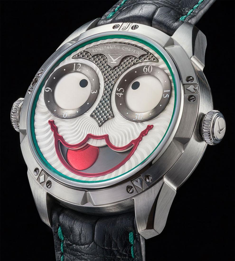 Часы Joker от Константина Чайкина