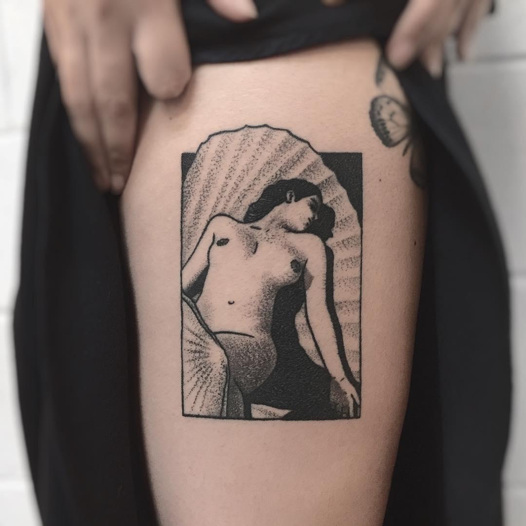 Татуировки от Чарли Джерардина