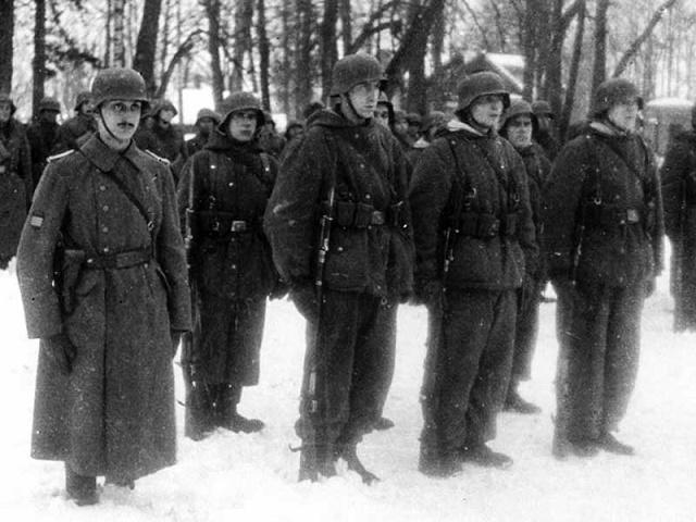 «Голубая дивизия» Гитлера: почему испанцы воевали против СССР