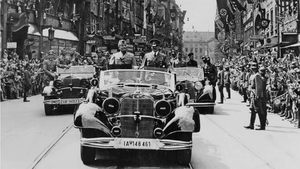Автомобиль Гитлера