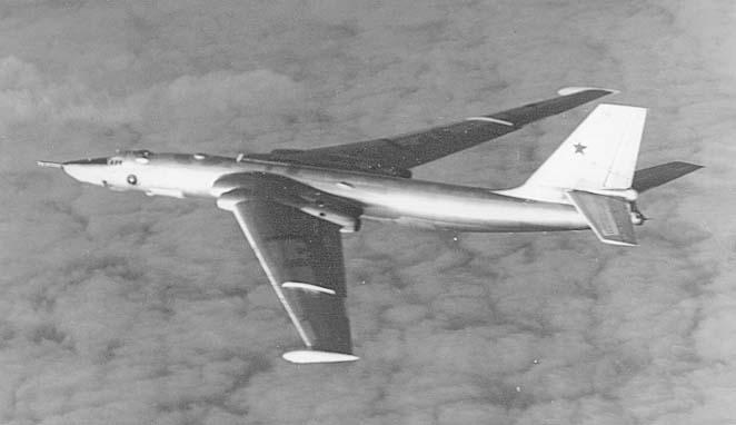 Советский самолет М-4: «Бизон»