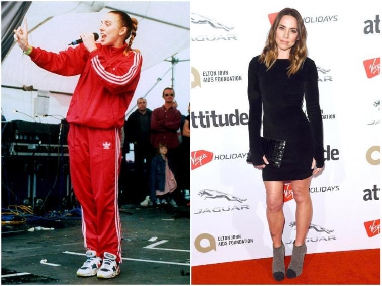 Как изменился стиль бывших участниц группы «Spice Girls»