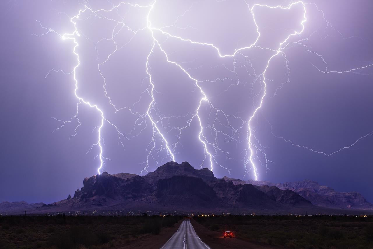 Буря в Аризоне