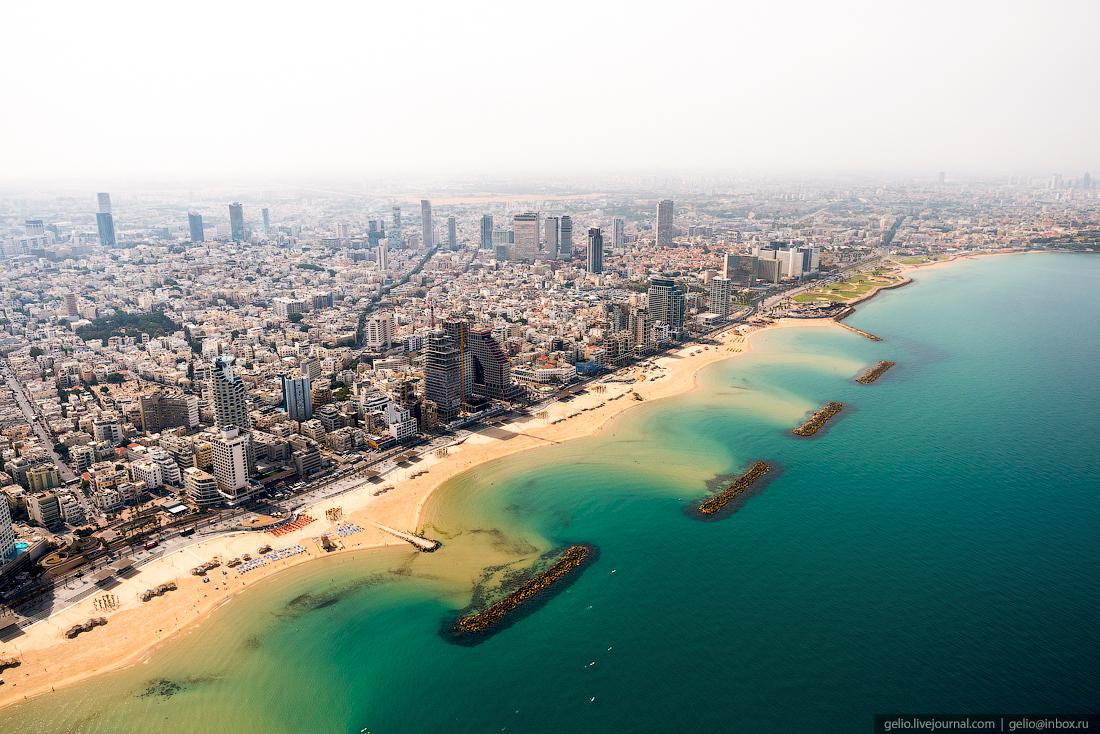 Израиль с высоты