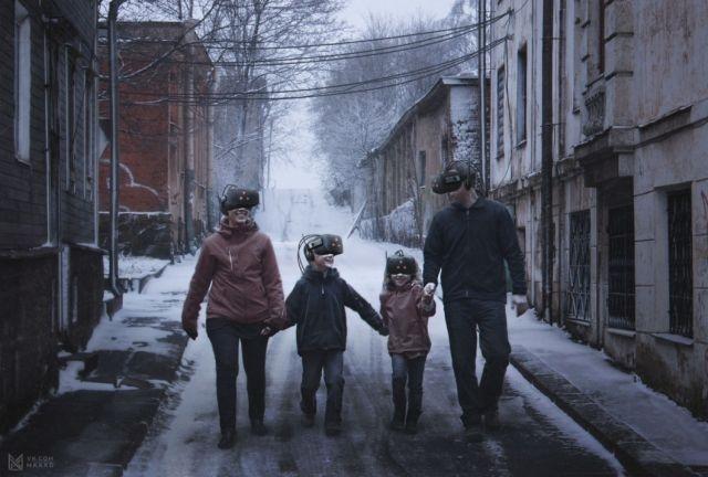 Новая реальность: «Россия 2046»