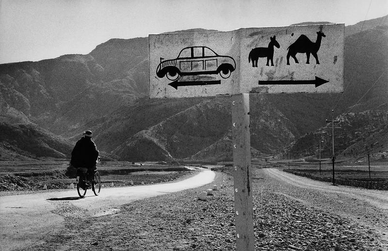 Развилка дорог в Афганистане, 1955 г.