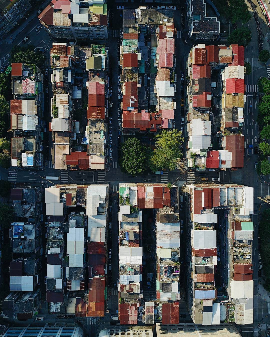 """""""Воспоминания о будущем"""": Гонконг в объективе фотографа"""