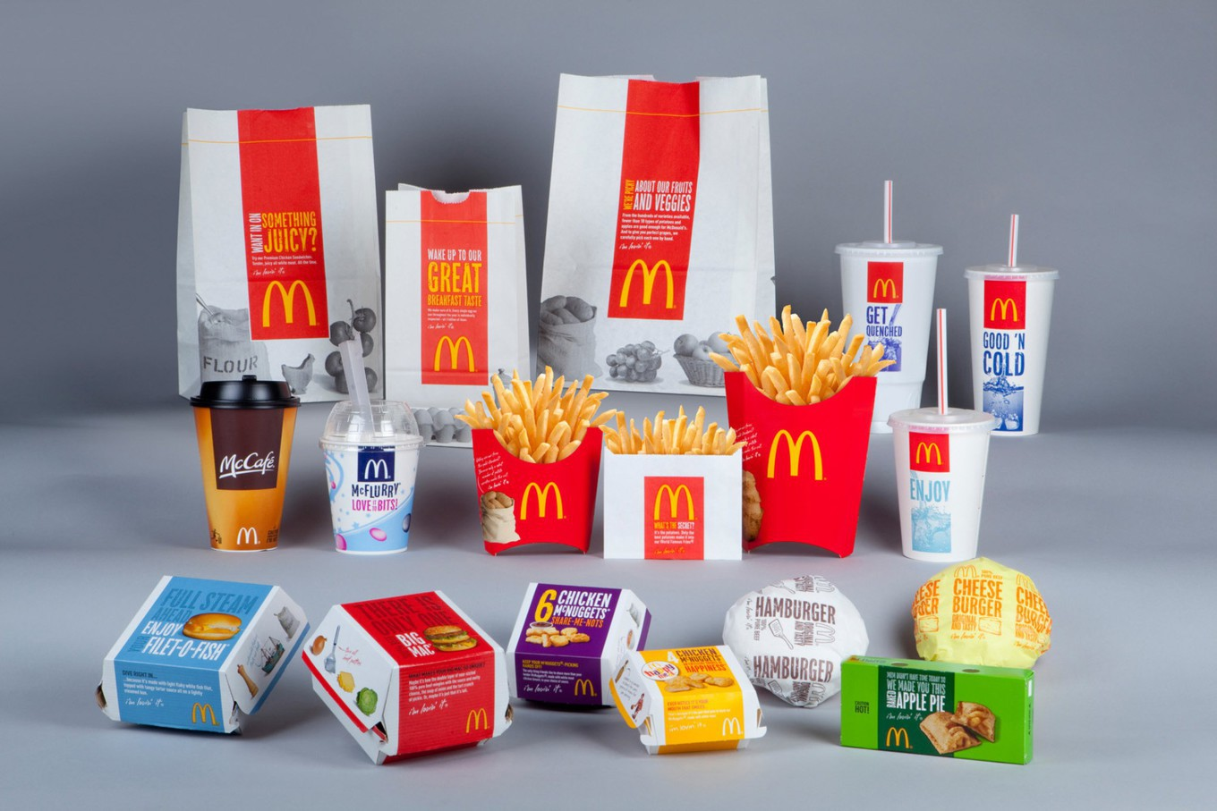 reaction paper to mcdonalds suppliers advertisement