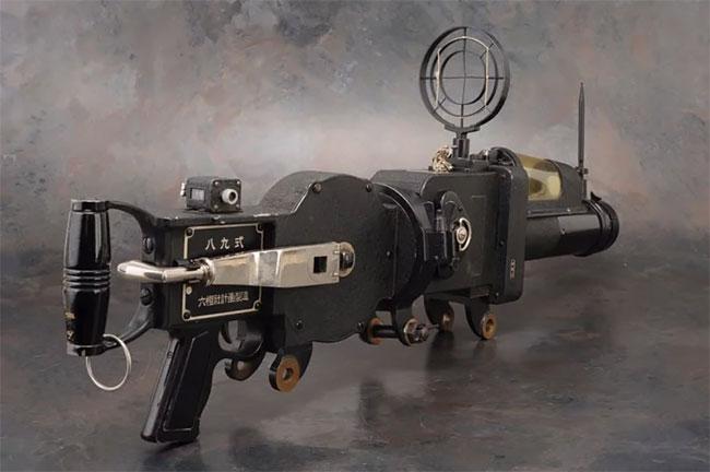 """Японский фотопулемёт """"The Konishoruko Rokuoh-Sha Type 89"""""""