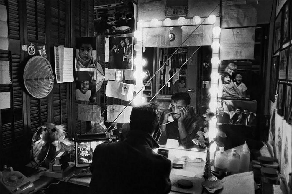 Американцы 50-60-х годов в черно-белых фотографиях Брюса Дэвидсона
